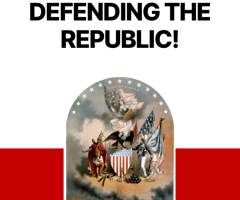 Sydney Powell And Company Launches The Legal Defense Fund For The American Republic (LDFFTAR)!